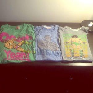 Homage T-shirts